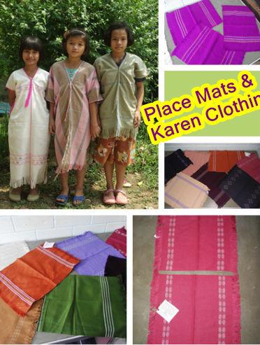 Karen weavings pic