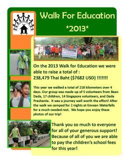 2013 WALKpg1