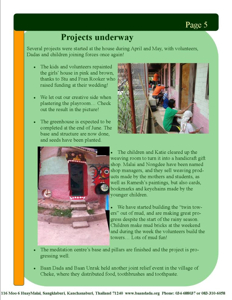 April May newsletter page5