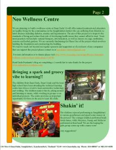 Page 2 June July newsletter