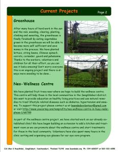 August September newsletter.Page2