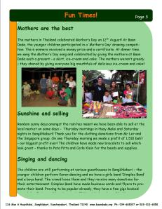 August September newsletter.Page3