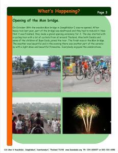 Newsletter October 2014 3
