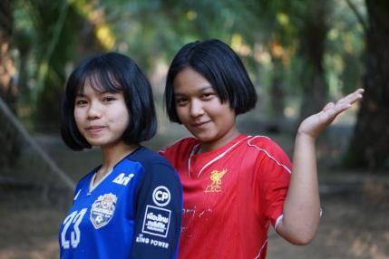 suttida and malae